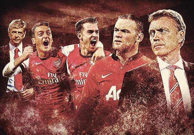 ANG - Man Utd - Arsenal, l'interview croisée