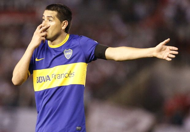 Barcelona don't need a coach - Riquelme