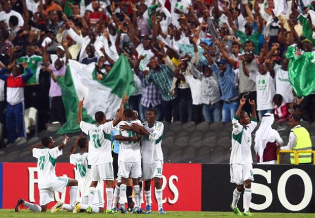 Mexico U17 0-3 Nigeria U17: Golden Eaglets are world champions