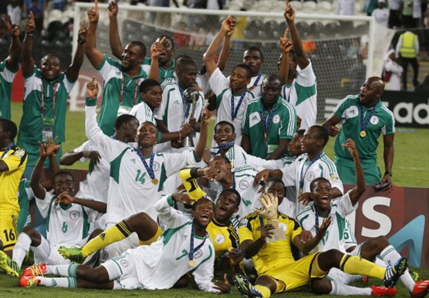 Keshi can pick at least five of the U-17 players for the CHAN tournament