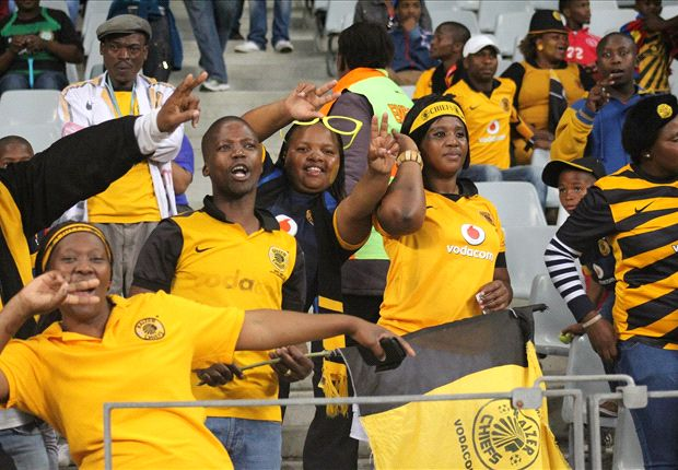 Kaizer Chiefs fans to look forward to the Champions League