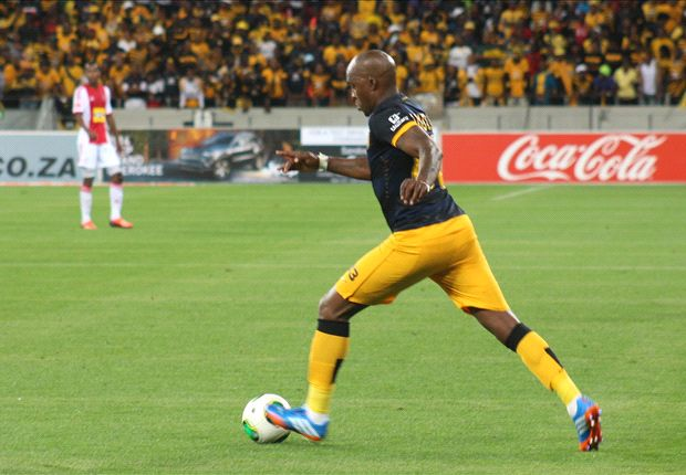 Gould hoping to help Chiefs reach the final of the Caf Champions League (Photo by Ignat Manjoo)