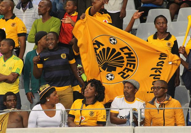 Kaizer Chiefs fans hoping for Vilakazi's acquisition (Photo by Ignat Manjoo)