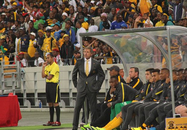 Baxter: Kaizer Chiefs set pieces not effective this season