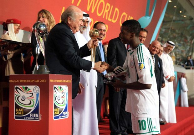 Iheanacho should forget Brazil 2014, says Keshi