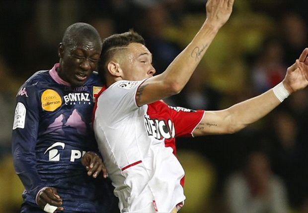 Monaco no pudo derrotar a Evian y se aleja de la punta.