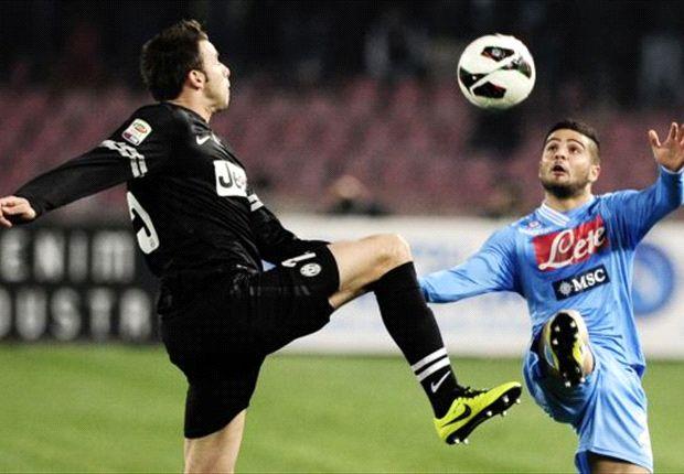 Spitzenspiel in Italien - Juventus gegen Neapel