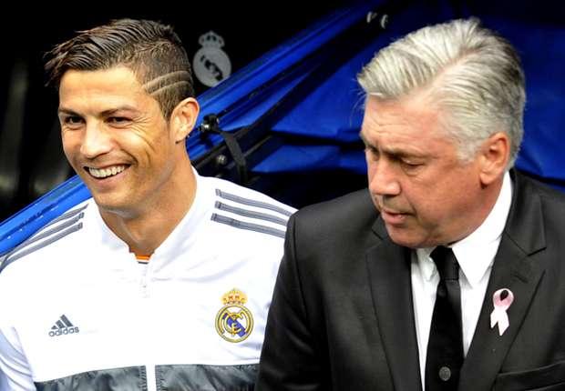 Ronaldo deserves the Ballon d'Or, says Ancelotti