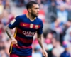 Alves in Turin for Juve medical