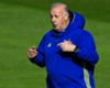 Del Bosque does not fear Italy's system