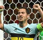 Hazard brilliance sends Belgium through