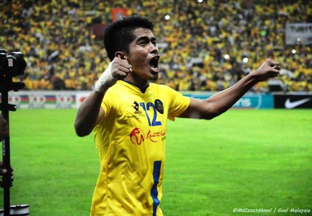 Alex determined to train hard and play well for Pahang