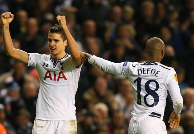 Get 5/1 on Spurs to win or draw against Manchester City this weekend