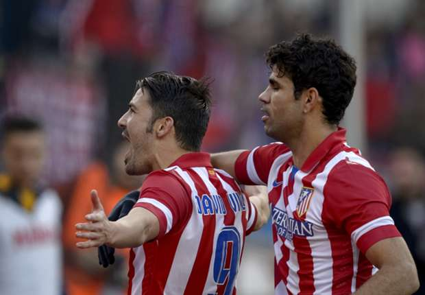 Villa wants more Atletico players in Spain squad