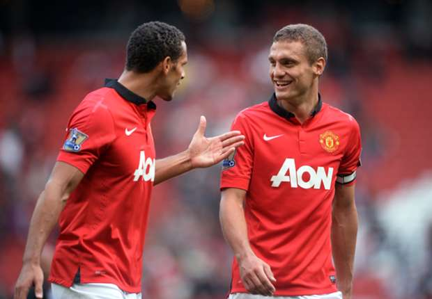 Manchester United can no longer rely on old warriors Ferdinand & Vidic
