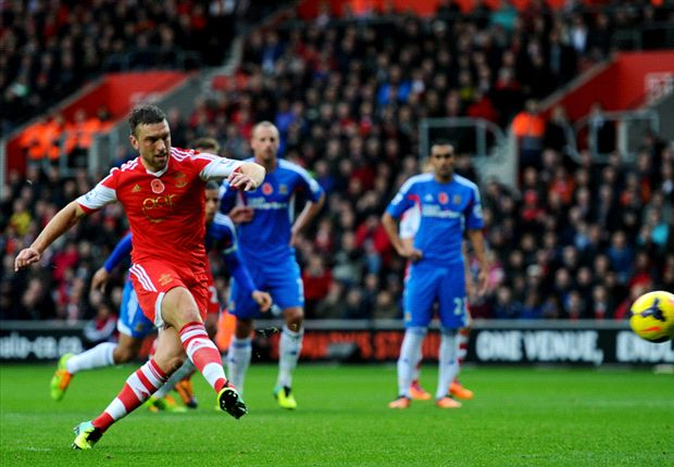 Top four still the long-term target for Southampton - Rickie Lambert
