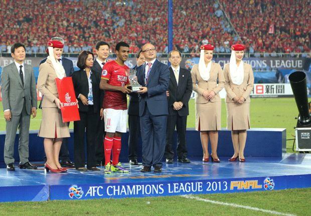 Muriqui joy at Asian Champions League success