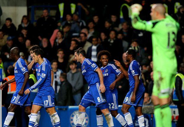PREVIEW Liga Primer Inggris: West Ham - Chelsea