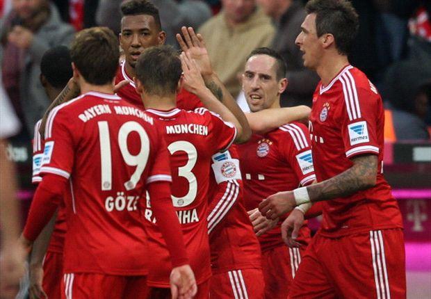 Bayern break longest unbeaten Bundesliga run
