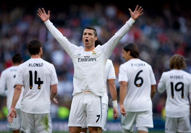 Real Madrid 5-1 Real Sociedad: Ronaldo hat trick fires ruthless Blancos to victory