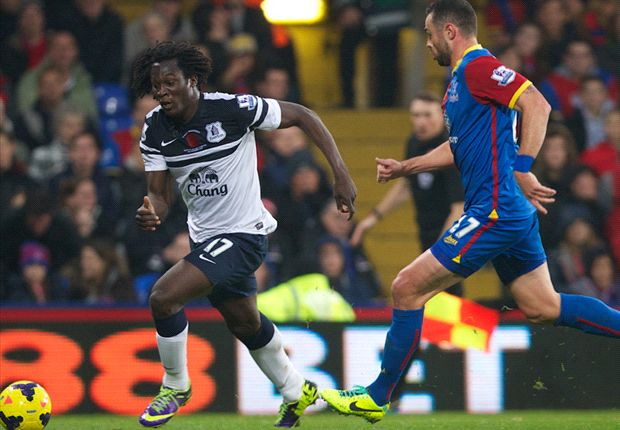 Crystal Palace 0-0 Everton: Toffees draw a blank against struggling Eagles