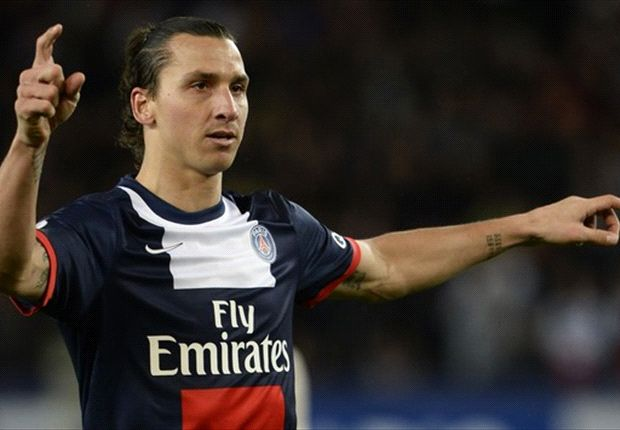 Zlatan's the Man: Ibrahimovic the hat-trick hero as PSG power past Nice