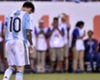 Shine taken off Messi's golden legacy