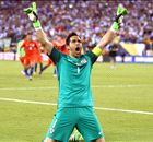 FLOYD: Claudio Bravo steps up for Chile in Copa America triumph
