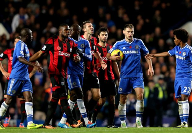 Riley apologises to West Brom over Ramires penalty