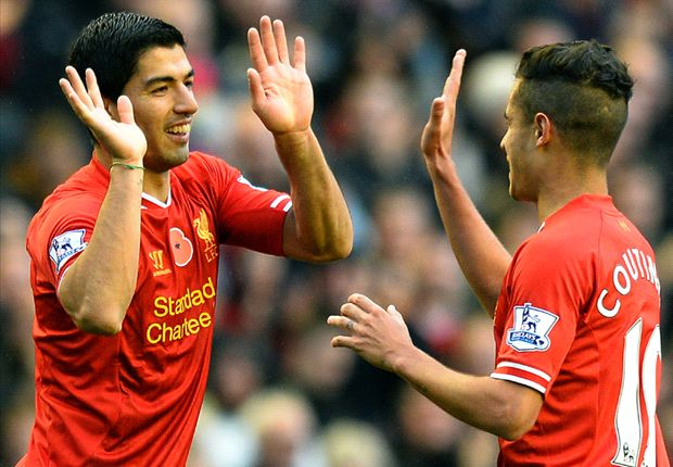 Coutinho: It is an honour to play with Suarez