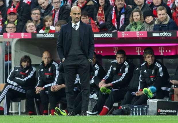 Guardiola: Bayern did well to shut Dortmund out