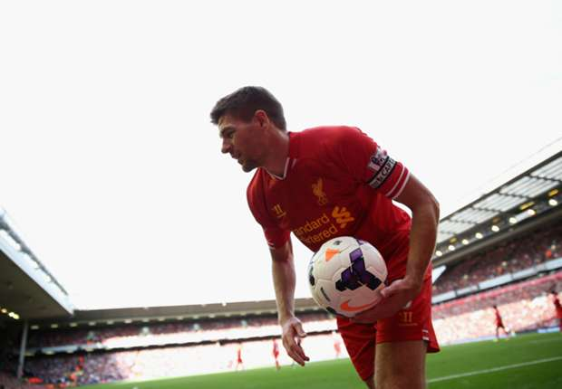 No worries for Rodgers over Gerrard