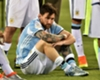 'I think Messi is just upset' - Romero responds to star's retirement