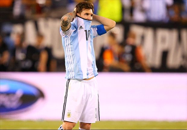 Is Lionel Messi right to quit international football?