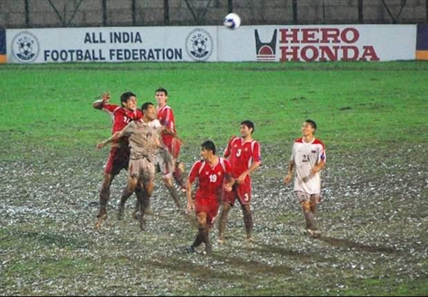 Трофи футбол таблица сантош индия