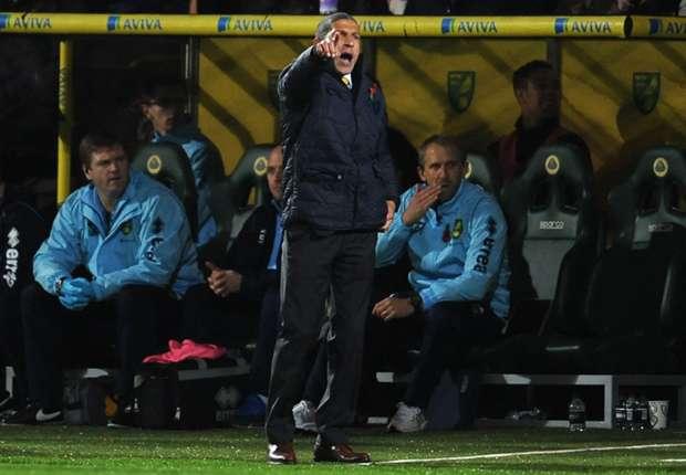 Hughton urges Norwich City to build momentum