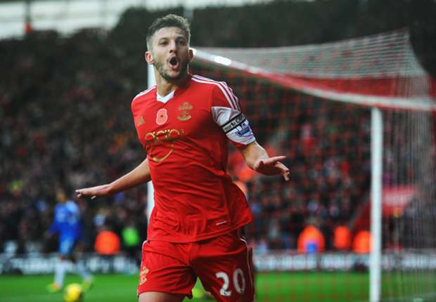 Lallana deserved England call-up, insists Rickie Lambert