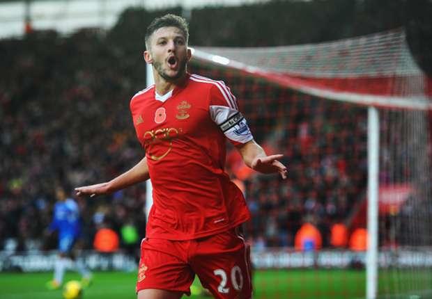 Lallana deserved England call-up, insists Rickie Lambert