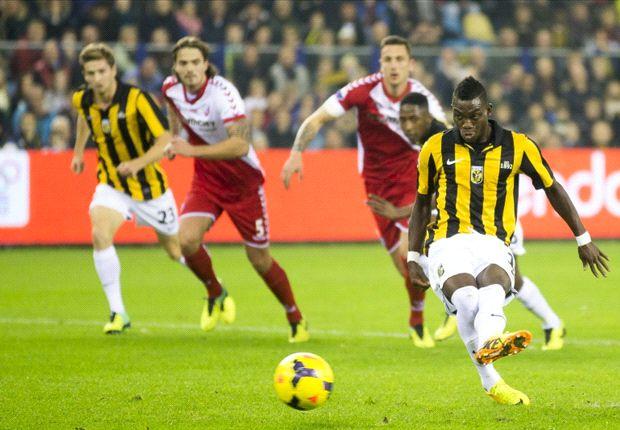 Vitesse aan kop na zege op FC Utrecht