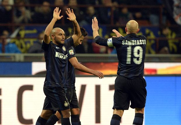 Jonathan: Inter enjoying a lucky spell