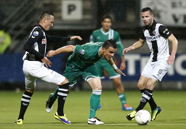 FC Groningen in tweede helft langs Heracles