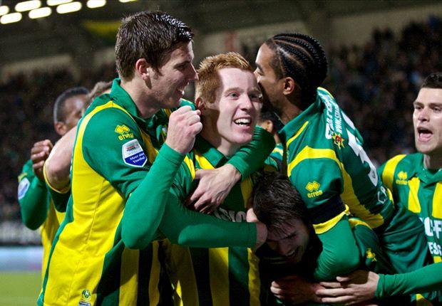 REVIEW Eredivisie Speelronde 13: Vitesse Puncaki Klasemen Sementara