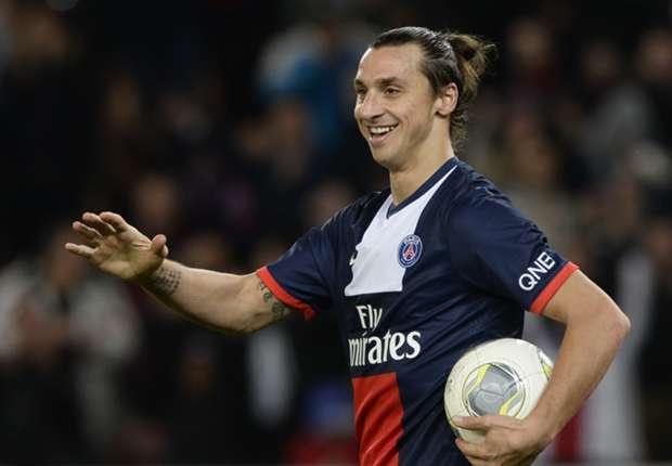Lob für die Konkurrenz: Zlatan Ibrahimovic adelt Lionel Messi, Cristiano Ronaldo und Franck Ribery