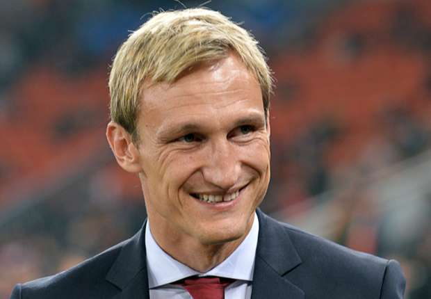 Bayer Leverkusen-Trainer Sami Hyypiä lobte Aziz Bouhaddouz