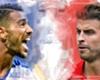 LIVE: Italy vs Spain