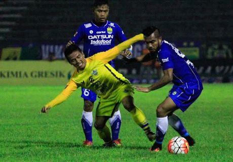 LIVE: Persib Bandung vs Persegres Gresik United