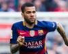 Dani Alves completes Juventus move
