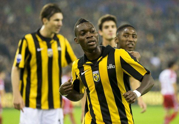 Christian Atsu, Vitesse FC