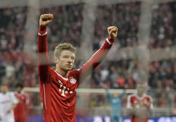 Bayern Munich acumula 10 victorias y dos empates en lo que va de Bundesliga