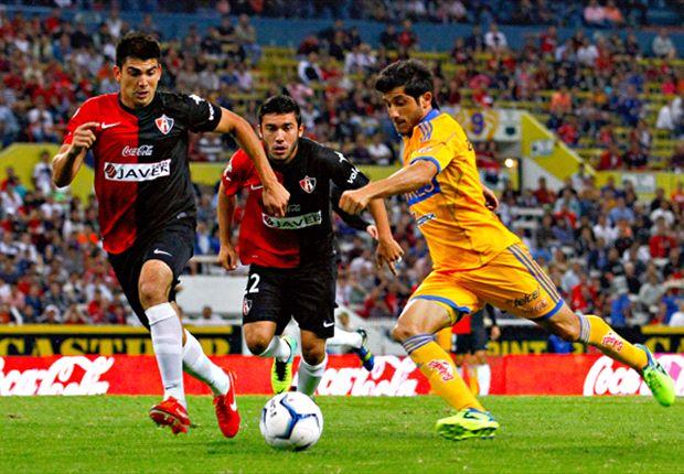 Liga Bancomer MX: Atlas 0-1 Tigres l Dramático pase